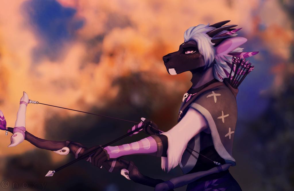 Archer by N-o-x-y