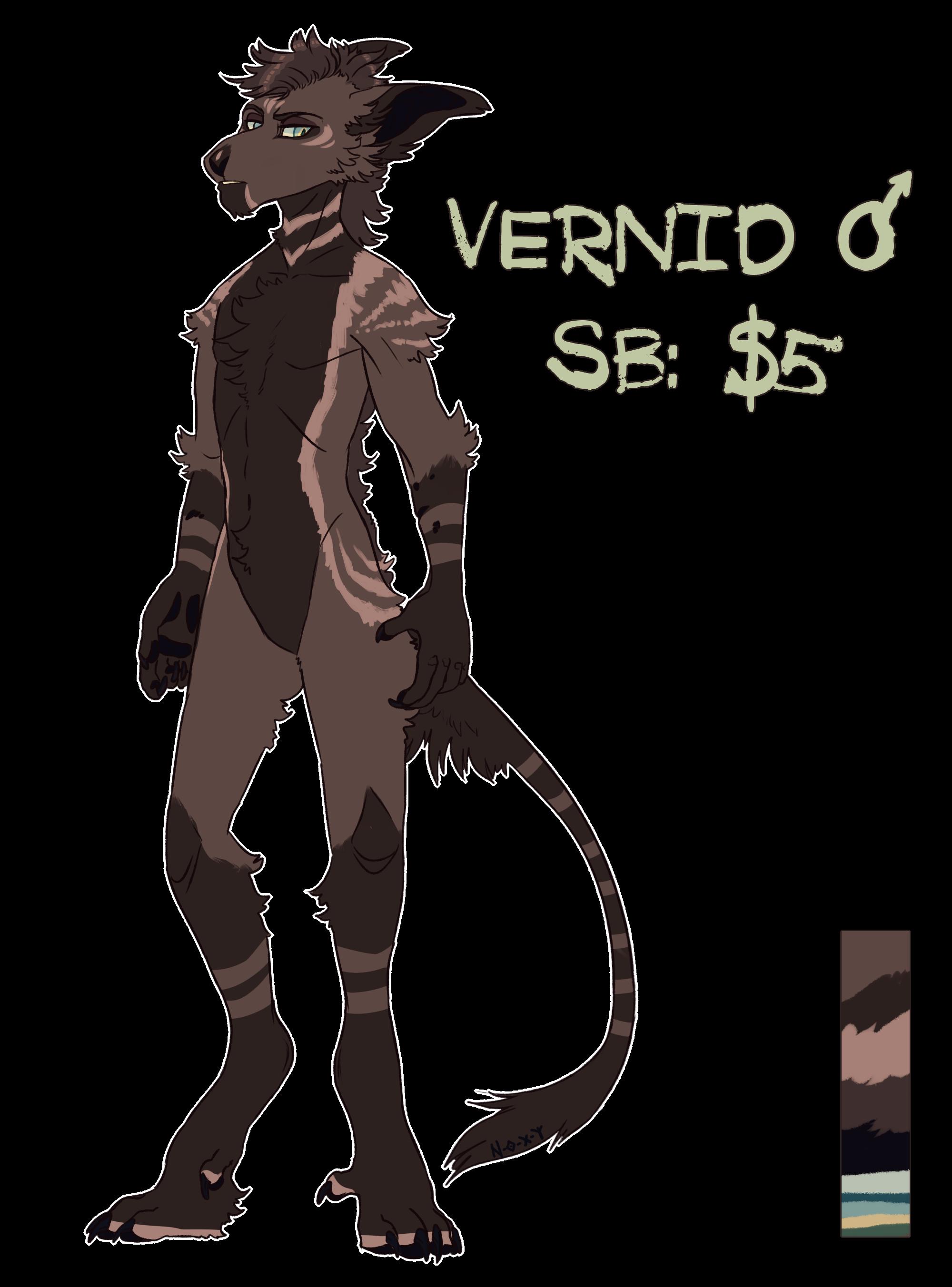 Vernid Auction#1 CLOSED by N-o-x-y