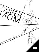 SUPERMOM - Silent Manga by MODEREK