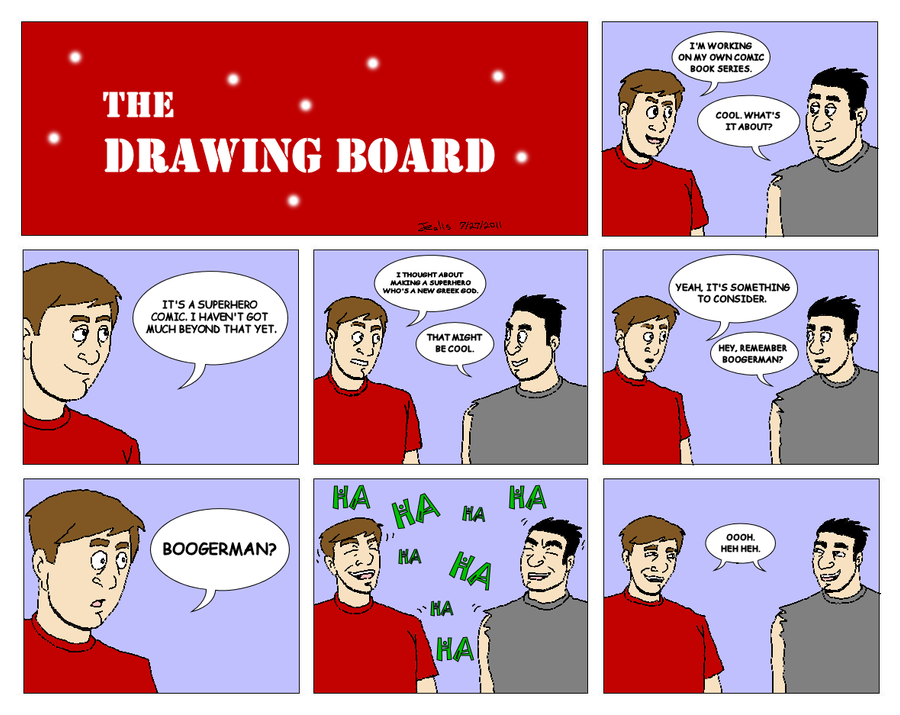 The drawing board 11 by jmralls2001 on deviantart
