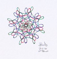 Spirograph Drawing 2 by jmralls2001