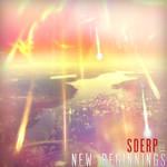 SDERP VOL.1 NEW BEGINNINGS Cover