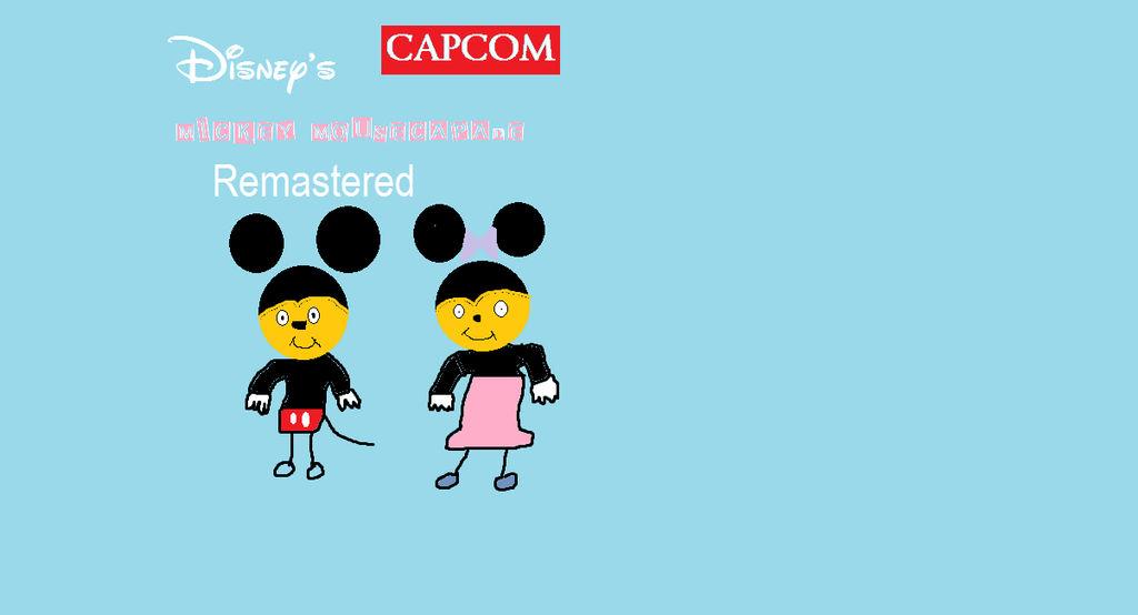 Disney's Mickey Mousecapade Remastered by BuddyBoy600