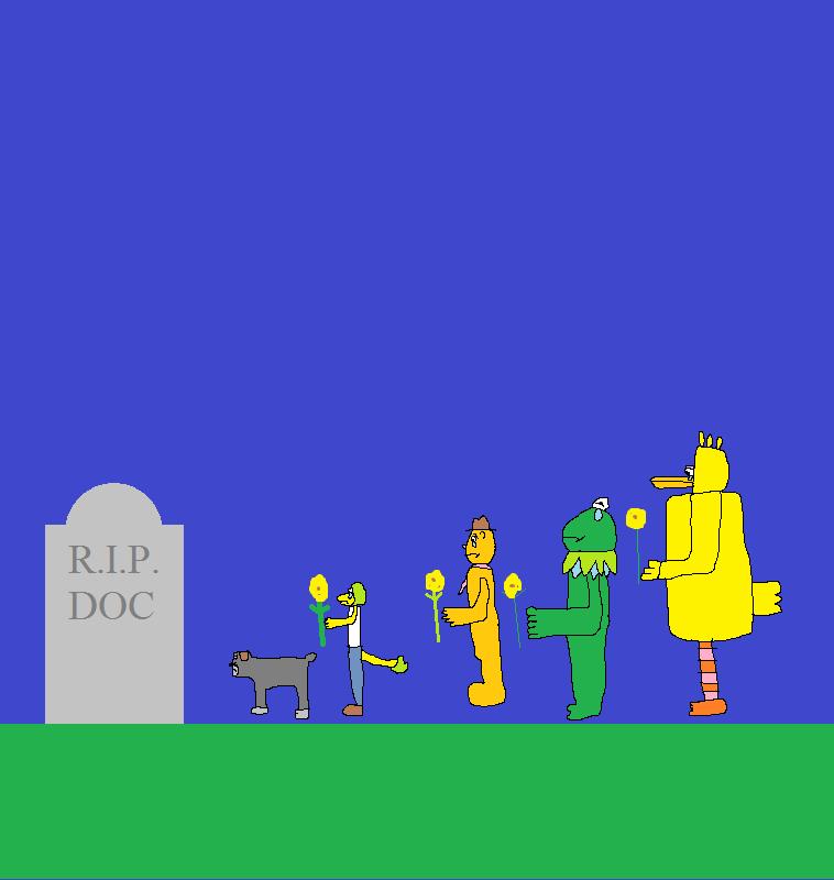 R.I.P. Doc by BuddyBoy600