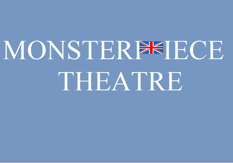 Monsterpiece Theatre title by BuddyBoy600