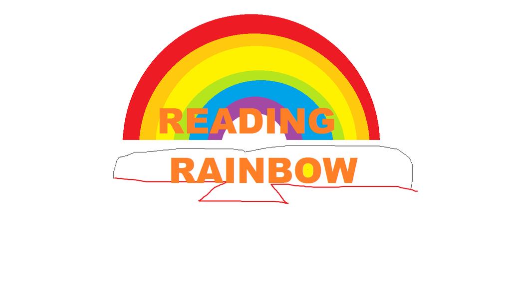 Reading Rainbow by BuddyBoy600