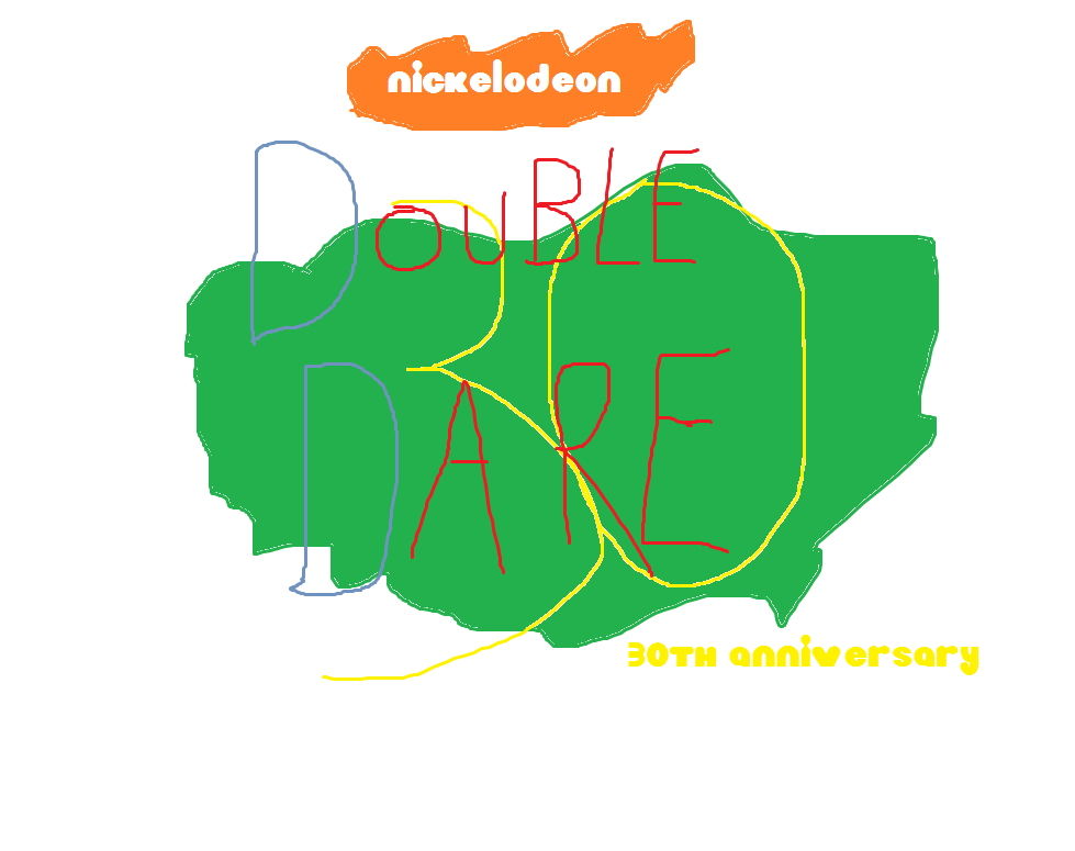 Double Dare 30th Anniversary by BuddyBoy600