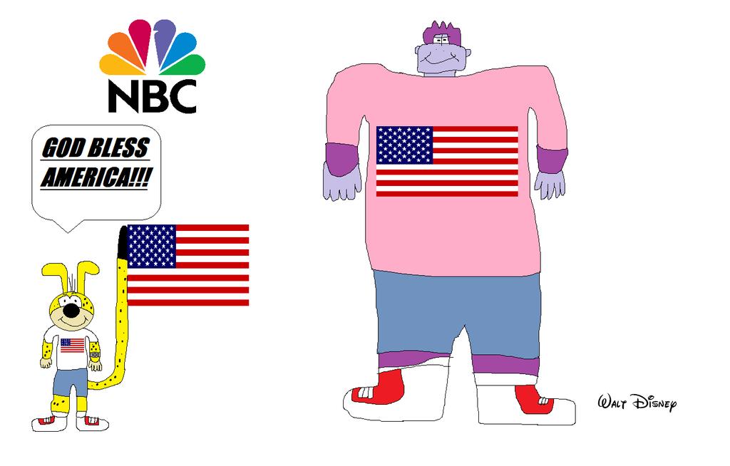 God Bless the USA by BuddyBoy600