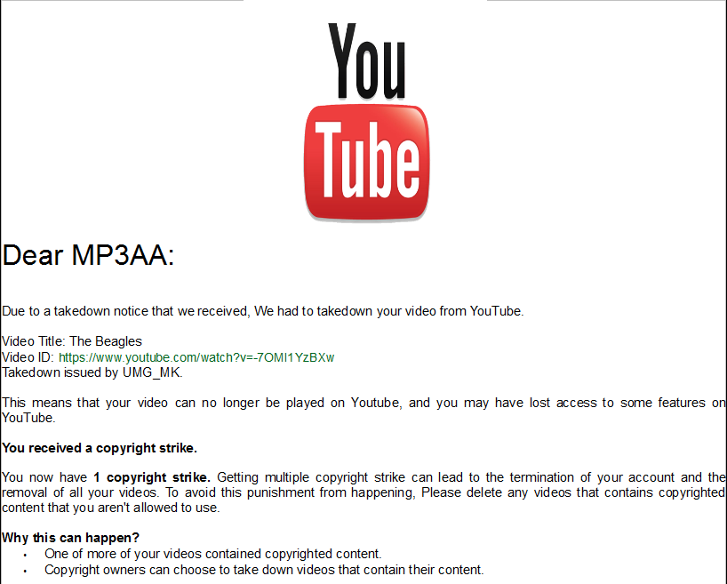 MP3AA full copyright strike by BuddyBoy600 on DeviantArt