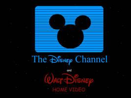 The Disney Channel and Walt Disney Home Video by BuddyBoy600