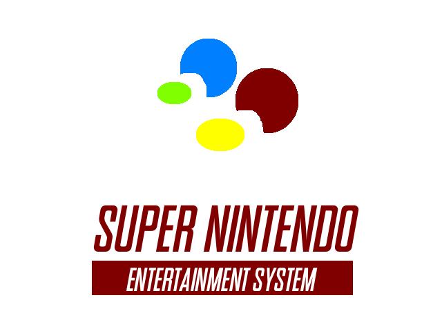 snes logo drawn by buddyboy600 on deviantart