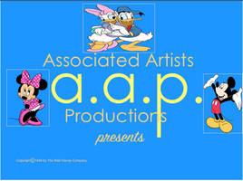 AAP (Disney version) by BuddyBoy600