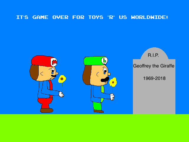 It S Game Over For Toys R Us Worldwide By Buddyboy600 On Deviantart