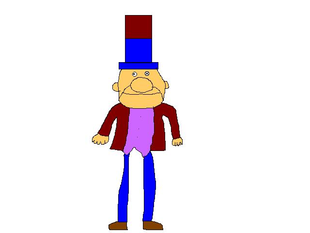 Ringmaster from Sesame Street by BuddyBoy600 on DeviantArt