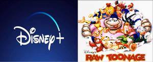 Raw Toonage on Disney+