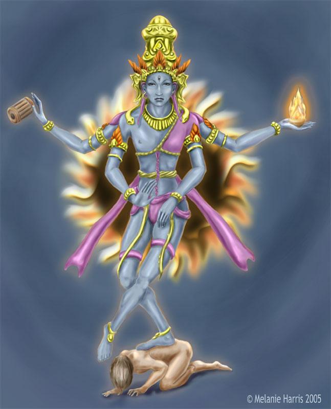Shiva by e-mel