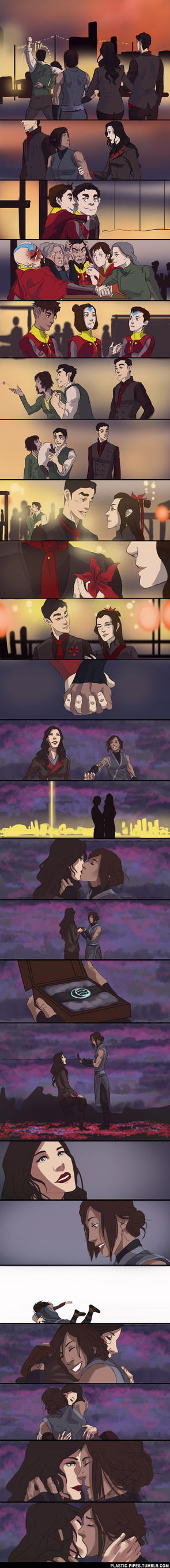 Korrasami Anniversary by plastic-pipes