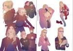 Supergirl Sketchdump