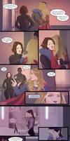 Power Rangers/Supergirl au prologue