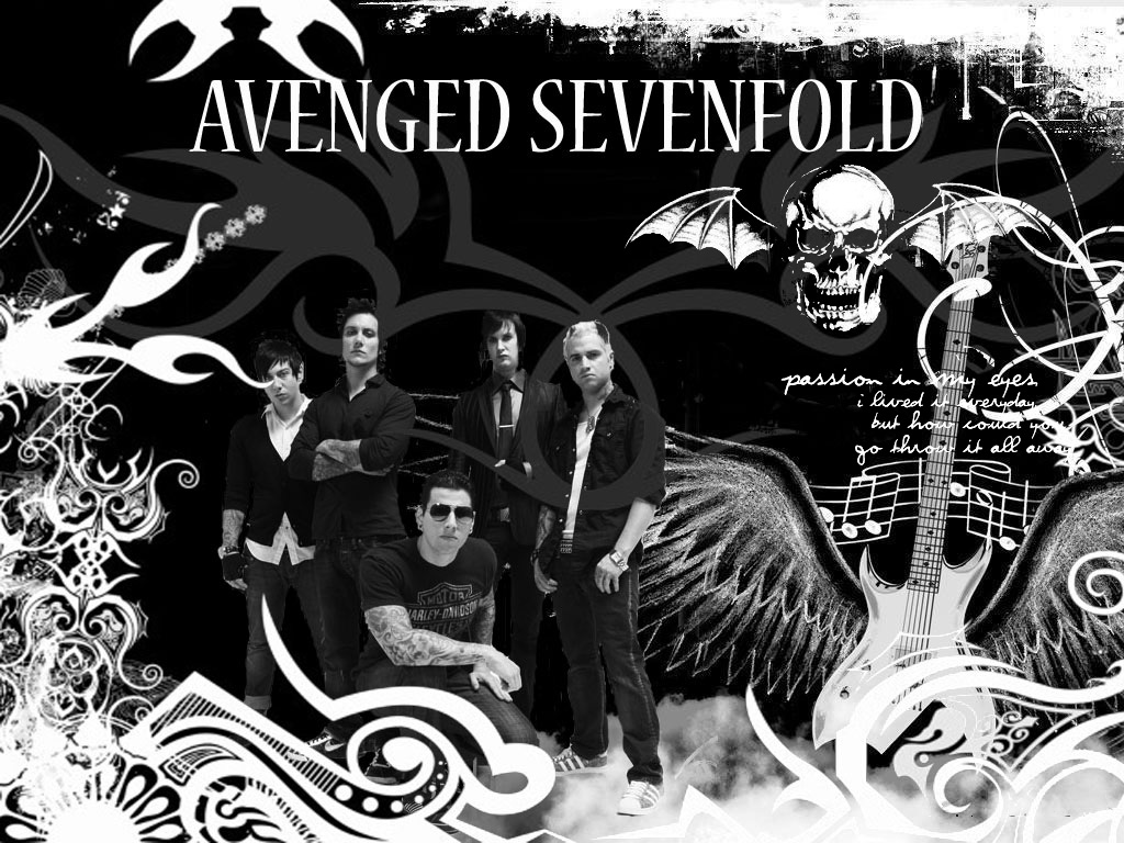 Avenged sevenfold by dae en he coia on deviantart avenged sevenfold by dae en he coia voltagebd Image collections