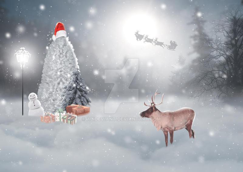 Christmas rgb by AbiDeviant