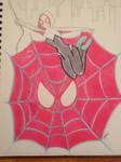 Spider Gwen by JokerHarley2345