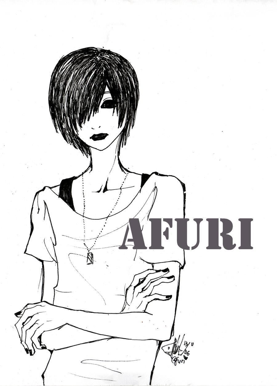 Sexy Ryuu by Afuri-Kurage