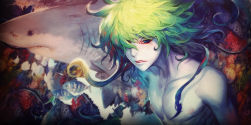 [Signature] Dark Aqua by Gahlis