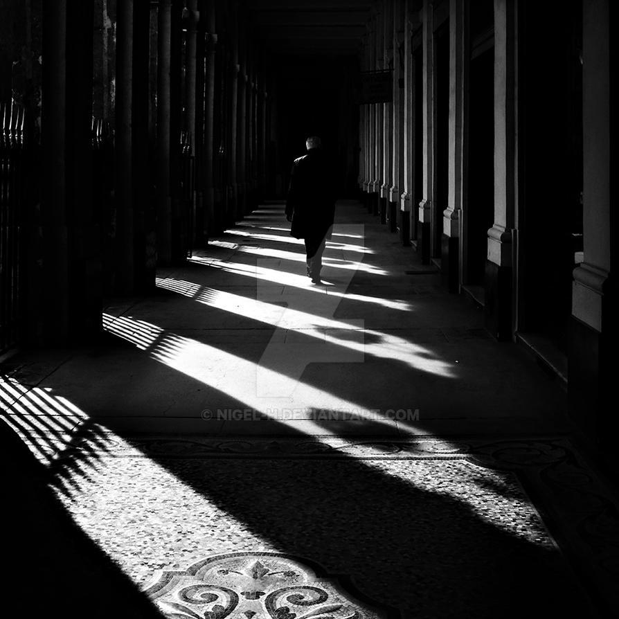 Shadowman by nigel-h