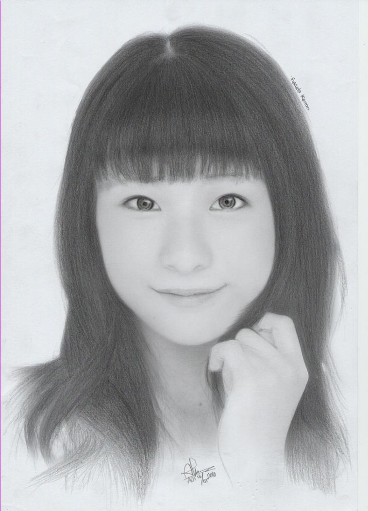 Fukuda Kanon by aoisugimoto