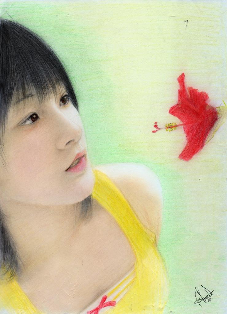 Momoko tsugunaga_green life by aoisugimoto