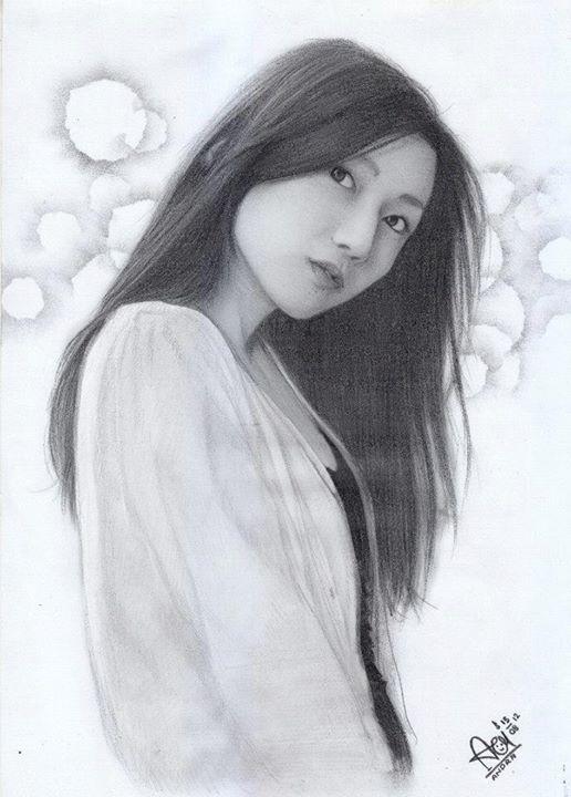 Toko Okochi (japanese Model) by aoisugimoto