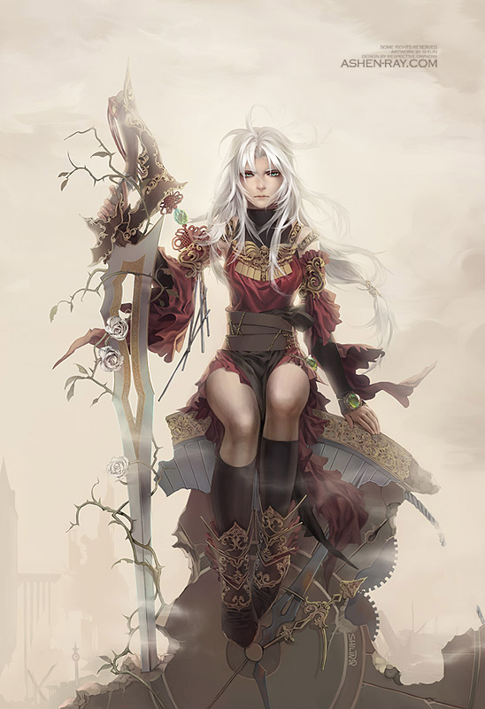 Blackbird - Immortal by shilin