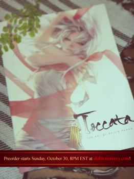 Toccata, October 30