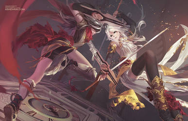 Carciphona - Duel by shilin