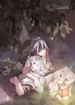 Night before the last battle