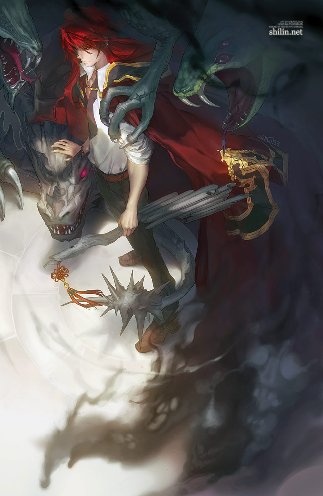 Carciphona - Summoner by shilin