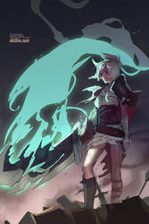 WIP - Riven by shilin