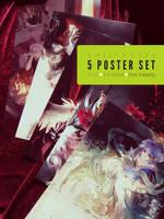 2013 Print Set, Free Shipping! by shilin