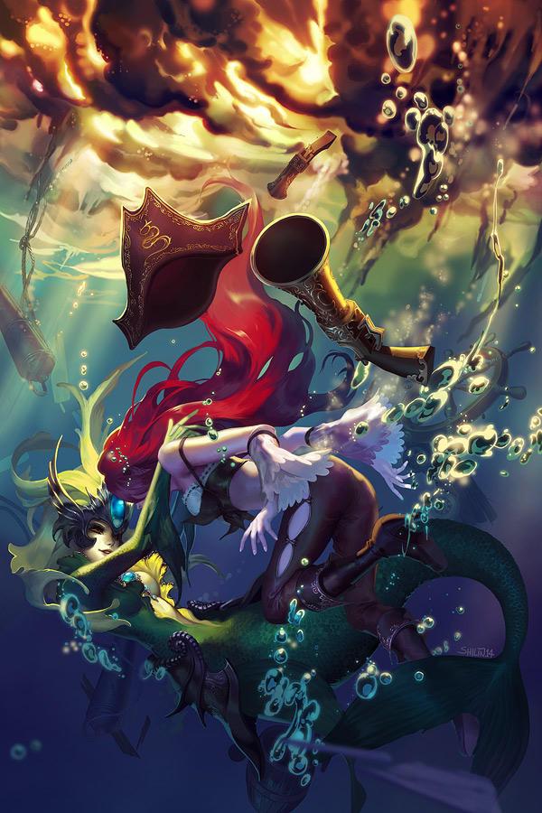 Fanart - Shipwreck
