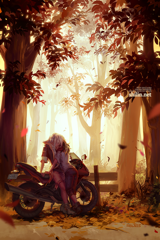 ¡¡ Oh l'amour !! - Página 3 Autumn_by_shilin-d8d81cf