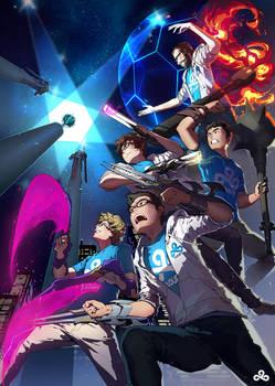 Commission - Cloud 9 LoL S4 team