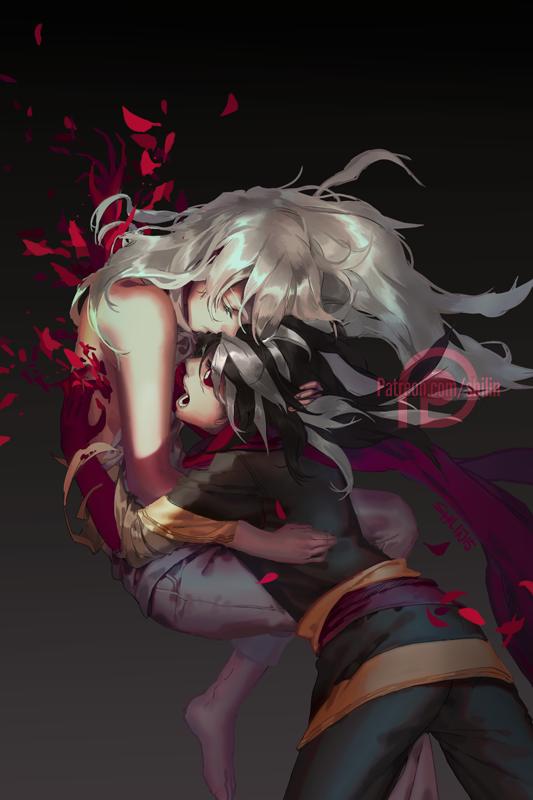 Patreon - love