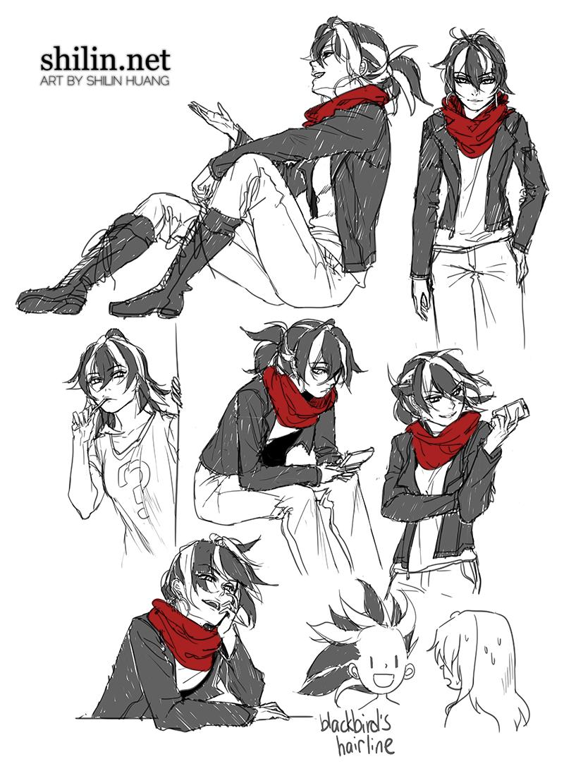 Scrap - Blackbirds