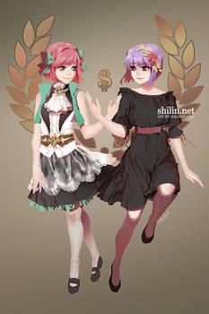 Liliahn and Weirin