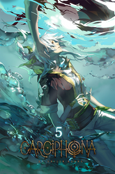 Carciphona book 5 cover