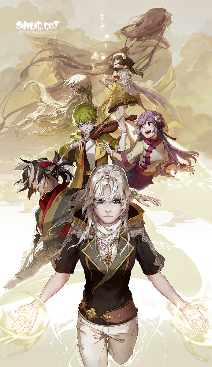 Carciphona Poster by shilin