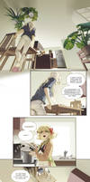 Amongst Us 12. Cooking by shilin
