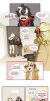 Amongst Us 15. Invitation by shilin