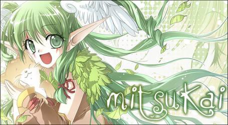 Commission - Mitsukai by shilin